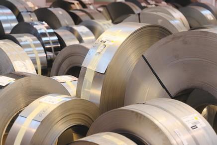 Customer's metal processing