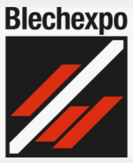 BLECHEXPO 26.10-29.10.2021